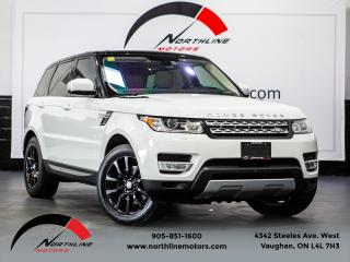 Used 2016 Land Rover Range Rover Sport Td6 HSE|Navigation|Drivers Assist|Heads Up Display|Pano for sale in Vaughan, ON