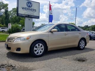 Used 2010 Toyota Camry LE 2010 Toyota Camry LE for sale in Cambridge, ON