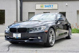 Used 2012 BMW 3 Series 335i 6 SPEED MANUAL, SPORT LINE, ACCIDENT FREE for sale in Burlington, ON