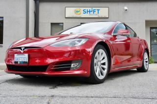 Used 2016 Tesla Model S 90D AP, PREMIUM PKG, SUB ZERO for sale in Burlington, ON