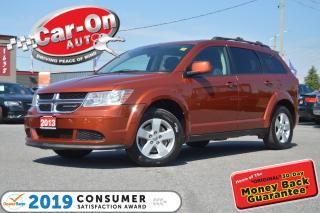 Used 2013 Dodge Journey CVP/SE Plus for sale in Ottawa, ON