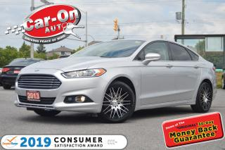 Used 2013 Ford Fusion SE REAR CAM HTD SEATS SYNC FULL PWR GRP ALLOYS for sale in Ottawa, ON