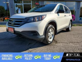 Used 2014 Honda CR-V LX ** 1 Owner, Clean CarFax, Bluetooth, Heated Sea for sale in Bowmanville, ON