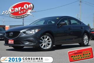Used 2014 Mazda MAZDA6 GX-SKY A/C HTD SEATS ONLY 33, 000 KM BLUETOOTH for sale in Ottawa, ON