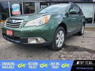 Used 2010 Subaru Outback ** Sunroof, Heated Seats, Bluetooth ** for sale in Bowmanville, ON