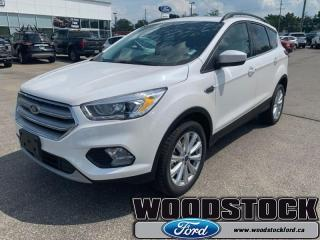 New 2019 Ford Escape SEL 4WD  - Navigation - Heatd Seats for sale in Woodstock, ON