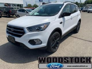 New 2019 Ford Escape SE 4WD  - Navigation - Roof Side Rails for sale in Woodstock, ON