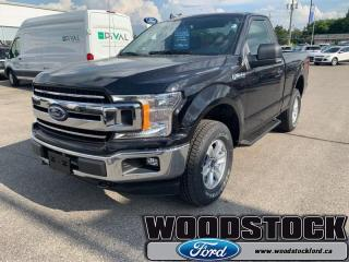 New 2019 Ford F-150 XLT  - Navigation - Remote Start for sale in Woodstock, ON