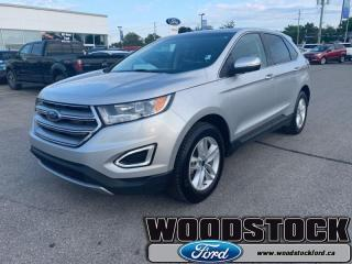 Used 2018 Ford Edge SEL for sale in Woodstock, ON