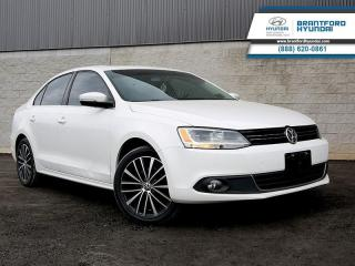 Used 2014 Volkswagen Jetta Highline  - $86 B/W for sale in Brantford, ON