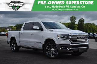 Used 2019 RAM 1500 Laramie Longhorn - Fully Loaded, Low Kms, 5.7L V8 for sale in London, ON