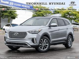 New 2019 Hyundai Santa Fe XL 3.3L Luxury AWD 6 Pass for sale in Thornhill, ON
