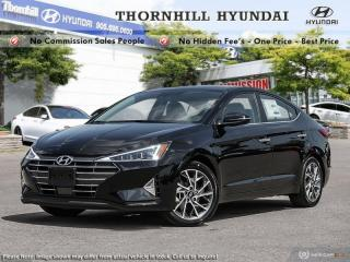 New 2020 Hyundai Elantra Ultimate  - Ultimate Luxury for sale in Thornhill, ON