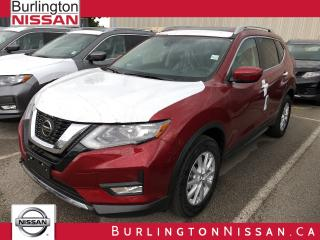 Used 2019 Nissan Rogue SV for sale in Burlington, ON