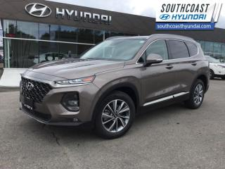 New 2020 Hyundai Santa Fe 2.0T Luxury AWD  - Leather Seats - $242 B/W for sale in Simcoe, ON