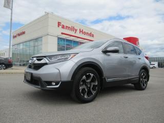 Used 2017 Honda CR-V Touring, FULLY LOADED! for sale in Brampton, ON