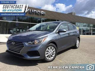 Used 2020 Hyundai Accent Preferred IVT  - Aluminum Wheels - $118 B/W for sale in Simcoe, ON