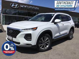 New 2020 Hyundai Santa Fe 2.0T Luxury AWD  - Leather Seats - $258 B/W for sale in Simcoe, ON