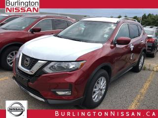 New 2020 Nissan Rogue SV for sale in Burlington, ON