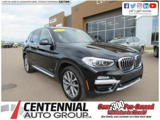 Used 2018 BMW X3 xDrive30i Sports Activity Vehi for sale in Charlottetown, PE