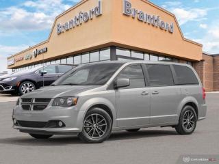 Used 2018 Dodge Grand Caravan Pass VAN - Bluetooth - $169 B/W  - $169 B/W for sale in Brantford, ON