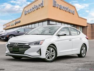 Used 2019 Hyundai Elantra - $133 B/W  - $133 B/W for sale in Brantford, ON