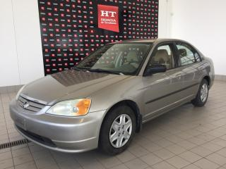 Used 2003 Honda Civic DX-G for sale in Terrebonne, QC