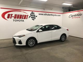 Used 2019 Toyota Corolla 2019 Toyota Corolla - SE CVT for sale in St-Hubert, QC