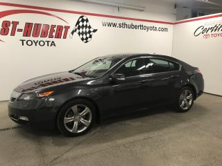 Used 2012 Acura TL 2012 Acura TL - 4dr Sdn Auto SH-AWD for sale in St-Hubert, QC