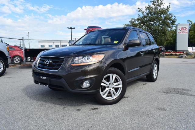 2011 Hyundai Santa Fe SE PL/PW/NAVI/ROOF/LEATHER/A