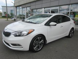 Used 2015 Kia Forte 2.0L SX/Loaded/Leather/NAV/Sunroof for sale in Mississauga, ON