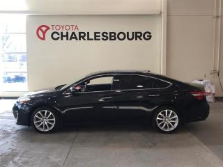 Used 2015 Toyota Avalon Limited for sale in Québec, QC