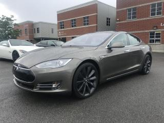 Used 2016 Tesla Model S 90D AWD for sale in Laval, QC
