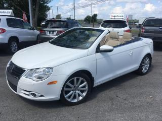 Used 2011 Volkswagen Eos Automatique' comfortline for sale in Carignan, QC