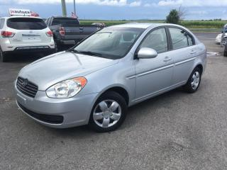 Used 2009 Hyundai Accent AUTOMATIQUE for sale in Carignan, QC