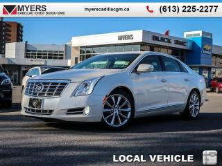 Used 2014 Cadillac XTS LUXURY COLLECTION  XTS, AWD, NAV, SUNROOF, 3.6 V6, LOADED for sale in Ottawa, ON