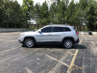 Used 2017 Jeep Cherokee Limited 4WD for sale in Cayuga, ON