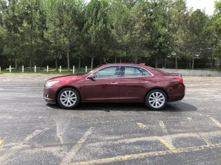 Used 2016 Chevrolet Malibu Limited LTZ FWD for sale in Cayuga, ON
