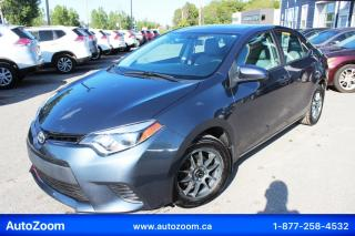 Used 2015 Toyota Corolla LE **WOW** FINANCEMENT FACILE !! for sale in Laval, QC