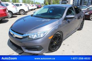 Used 2017 Honda Civic LX **WOW** FINANCEMENT FACILE !! for sale in Laval, QC