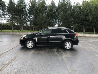 Used 2015 Cadillac SRX Luxury Collection AWD for sale in Cayuga, ON