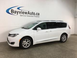 Used 2018 Chrysler Pacifica Touring-L Plus - HTD LTHR! PANOROOF! ENT SYST! PWR DOORS! + MORE! for sale in Belleville, ON