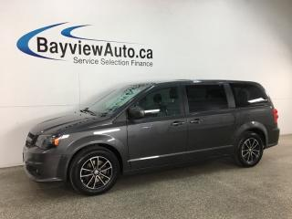 Used 2019 Dodge Grand Caravan GT - HTD LEATHER! 3 ZONE CLIMATE! PWR DOORS & LIFTGATE! + MORE! for sale in Belleville, ON