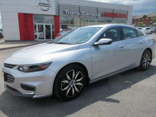 Used 2016 Chevrolet Malibu 1LT for sale in Peterborough, ON