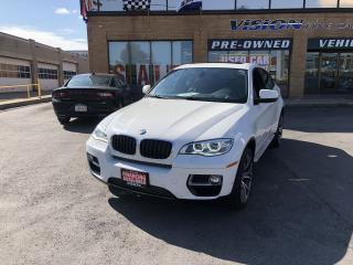 Used 2014 BMW X6 M SPORT PACKAGE/HUD/NAVIGATION for sale in North York, ON