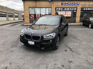 Used 2017 BMW X1 2017 BMW X1 - AWD 4dr xDrive28i for sale in North York, ON