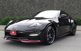 Used 2016 Nissan 370Z Nismo Edition 6sp for sale in Vancouver, BC