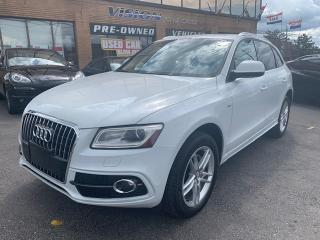 Used 2013 Audi Q5 2013 Audi Q5 - quattro 4dr 2.0L Premium S-Line for sale in North York, ON