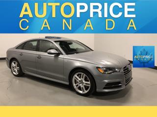 Used 2016 Audi A6 2.0T Progressiv S-LINE|NAVIGATION AND MORE for sale in Mississauga, ON