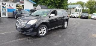 Used 2010 Chevrolet Equinox LS 161k FWD safetied LS for sale in Madoc, ON